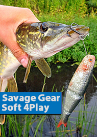 Обзор: Обзор Savage Gear Soft 4Play Ready to Fish