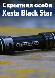 Обзор: Скрытная особа – Xesta Black Star Solid TZ Tuned S69-S