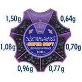 Грузила Balsax Super Soft 0,64-1,5г