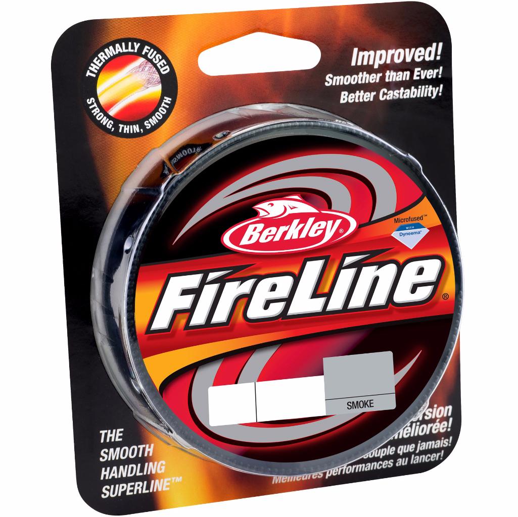 Плетёная леска fireline отзывы