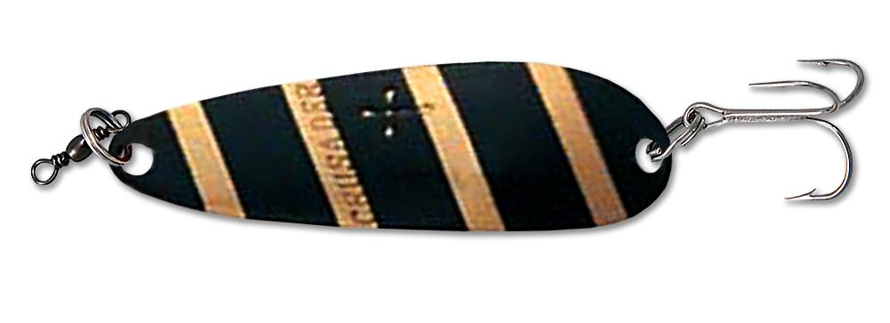 Блесна Daiwa Crusader zebra 28мм (2,5г)