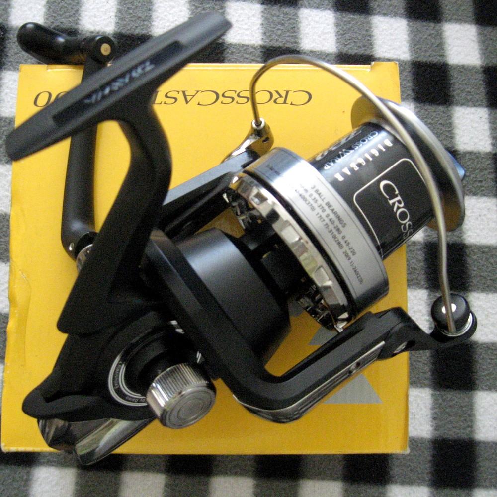 Катушка Daiwa Crosscast-S 5000 купить по цене 4909₽