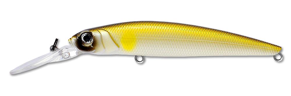 Воблер Fishycat Bobcat R03 (желтый) 95мм (12г)