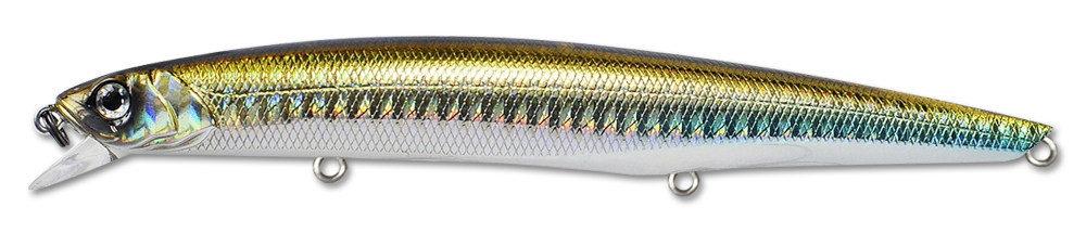 Воблер Fishycat Junglecat 140F R09 (золото) 140мм (21г)