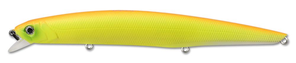 Воблер Fishycat Junglecat 140F R16 (лимонный) 140мм (21г)