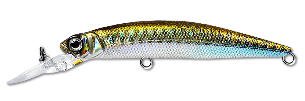 Воблер Fishycat Libyca 75DSP (5,2г) R09 (золото)