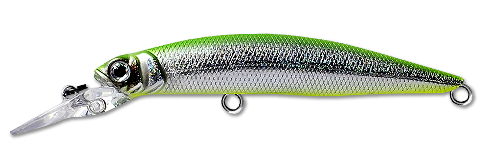 Воблер Fishycat Libyca 75DSP (5,2г) R12 (зеленый)