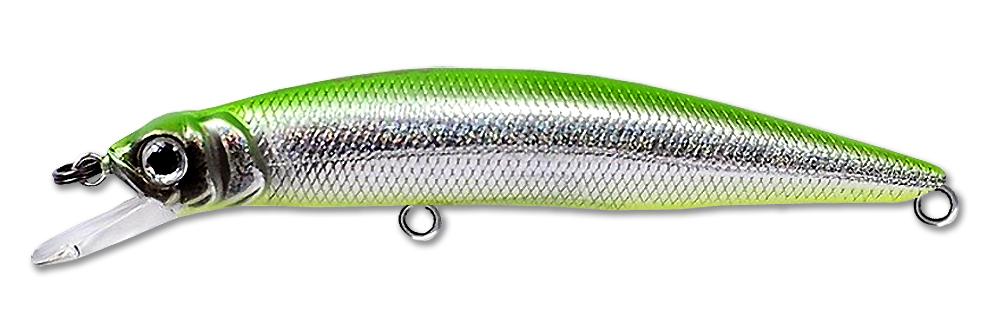 Воблер Fishycat Libyca 75SP (4,7г) R12 (зеленый)