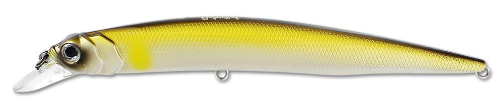 Воблер Fishycat Ocelot 125f R03 (желтый) 125мм (12,7г)