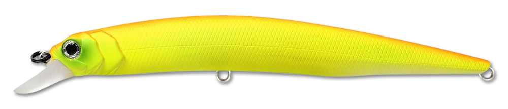 Воблер Fishycat Ocelot 125f R16 (лимонный) 125мм (12,7г)