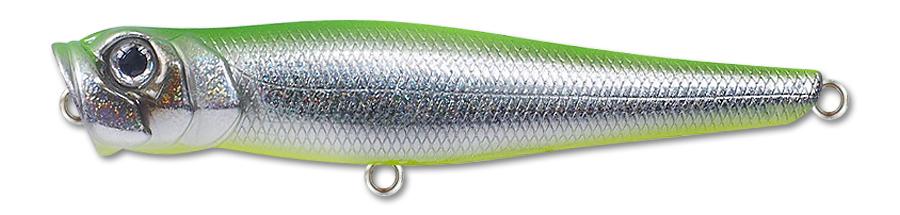 Воблер Fishycat Popcat R12 (зеленый) 85мм (9,2г)