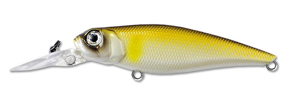 Воблер Fishycat Tomcat R03 (желтый) 67мм (6,7г)