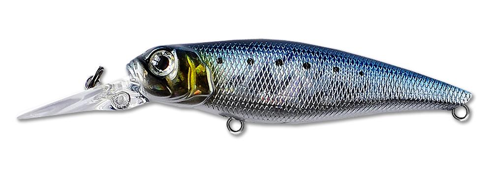 Воблер Fishycat Tomcat R07 (серо-голубой) 67мм (6,7г)