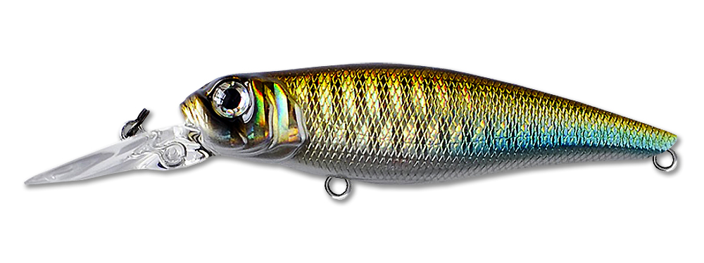 Воблер Fishycat Tomcat R09 (золото) 67мм (6,7г)
