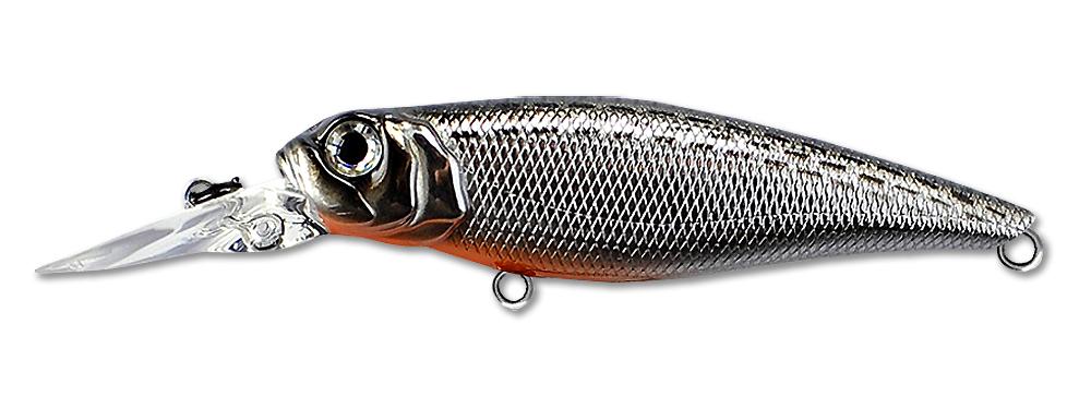 Воблер Fishycat Tomcat R10 (сталь) 67мм (6,7г)
