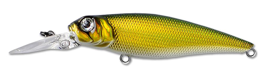 Воблер Fishycat Tomcat R14 (ярко-желтый) 67мм (6,7г)