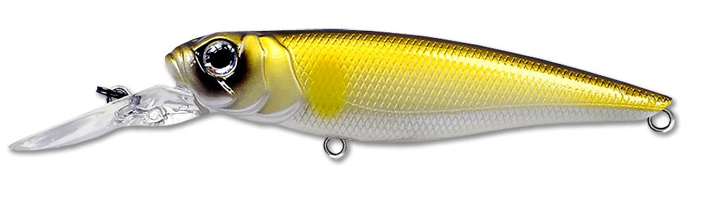 Воблер Fishycat Tomcat R03 (желтый) 80мм (10,6г)