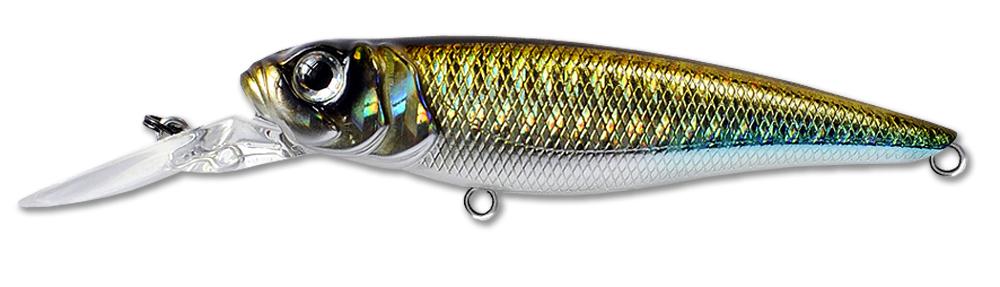 Воблер Fishycat Tomcat R09 (золото) 80мм (10,6г)