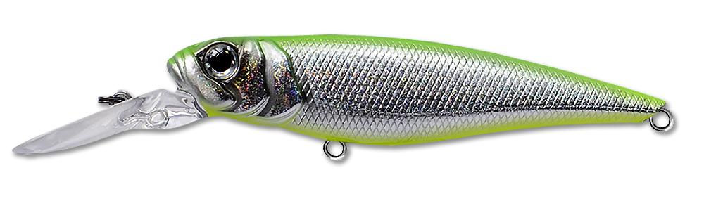 Воблер Fishycat Tomcat R12 (зеленый) 80мм (10,6г)