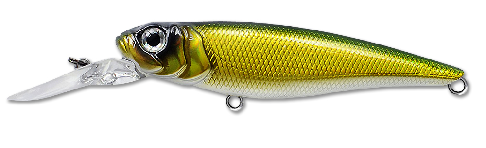 Воблер Fishycat Tomcat R14 (ярко-желтый) 80мм (10,6г)