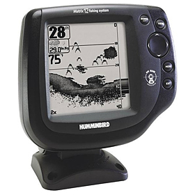 Эхолот Humminbird Matrix 12х