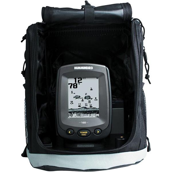 эхолот humminbird piranhamax 150 portable