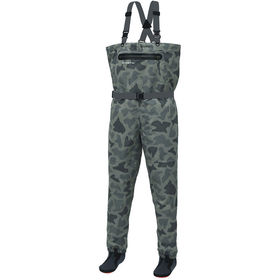 Вейдерсы Kinetic DryGaiter Camo Breathable Wader St. Foot р.L