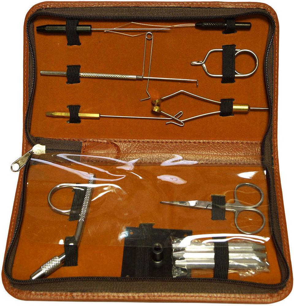 Инструмент для вязания мушек начало 14