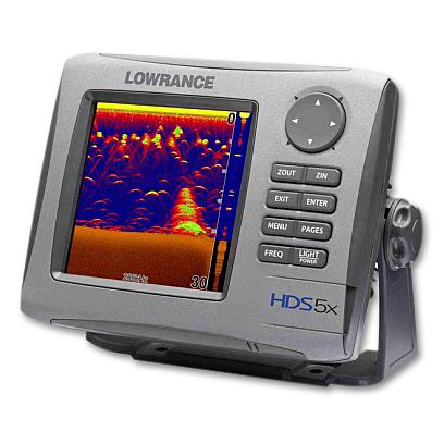 Эхолот Lowrance HDS-5x GEN2 без датчика