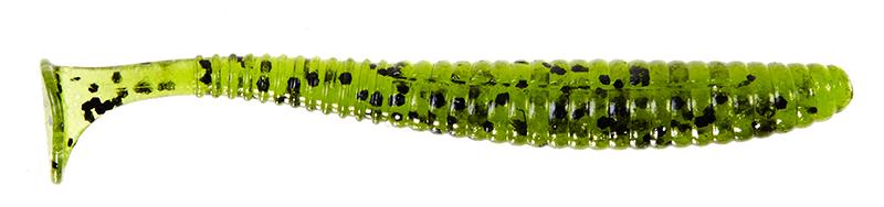 Виброхвост LJ Pro Series S-Shad Tail, 96мм, цвет PA01, 5шт