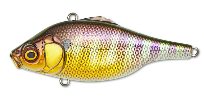 Воблер Megabass Vibration X Ultra Rattle (19,2г) GG Gill
