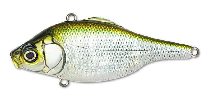 Воблер Megabass Vibration X Ultra Rattle (19,2г) GG Shira Hae
