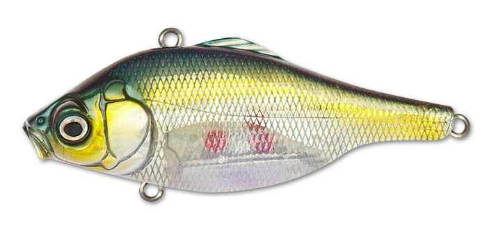 Воблер Megabass Vibration X Ultra Rattle (19,2г) HT ITO Tennessee Shad
