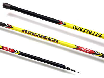 43f6f3962d6 Удилища Nautilus Маховые Avenger купить по цене от 4046₽