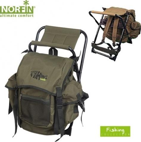Стул-рюкзак рыболовный Norfin Dudley купить по цене от 1726₽ 3c405fc8a19