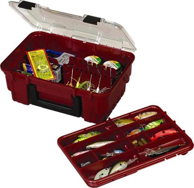 Рыбацкий чемоданчик для снастей своими руками 19