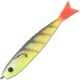 Поролоновая рыбка на окуня