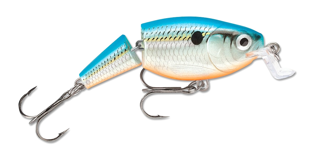 Воблер Rapala Jointed Shallow Shad Rap JSSR05 (7г) BSD