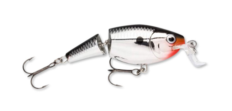 Воблер Rapala Jointed Shallow Shad Rap JSSR05 (7г) CH