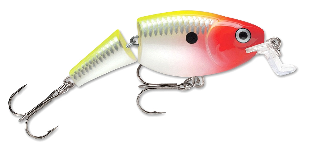 Воблер Rapala Jointed Shallow Shad Rap JSSR05 (7г) CLN