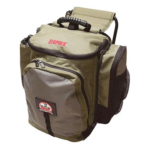 Рюкзак со стулом rapala limited chair pack самолет рюкзак