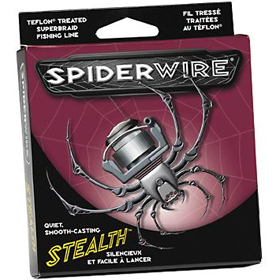 Леска плетеная Spiderwire Stealth