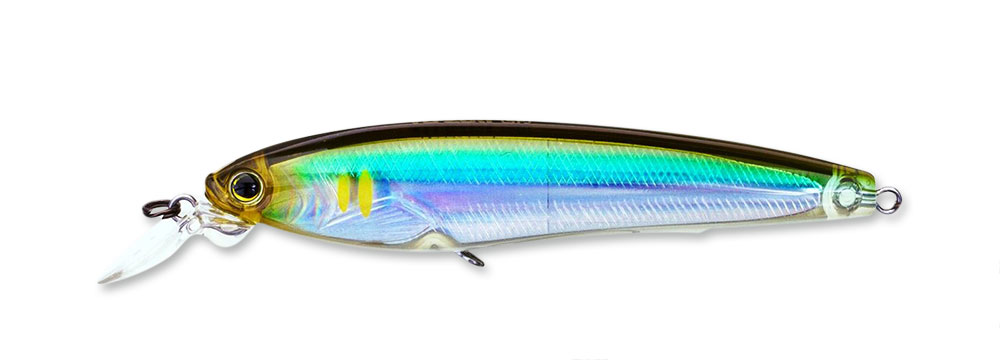 Воблер Yo-Zuri 3DS Minnow 100SP (17г) HHAY