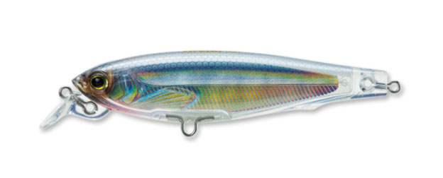 Воблер Yo-Zuri 3DS Minnow 70SP (7г) HGSH