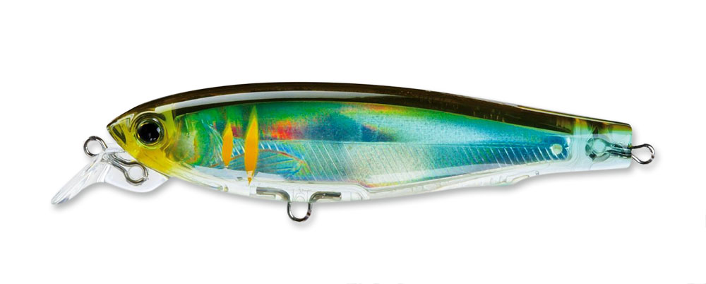 Воблер Yo-Zuri 3DS Minnow 70SP (7г) HHAY