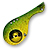 Блесна Zipbaits Palm Ball 30мм (2,7г) 830R