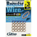Заводные кольца Owner Sprit Ring Regular Wire P-03N