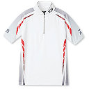 Рубашка рыболовная Daiwa Polo Short Sleeve Wicksensor DE-7604