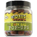 Бойлы плавающие Dynamite Baits The Crave Cork Ball