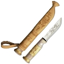 Нож Marttiini Lapp Knife with Horn Bone